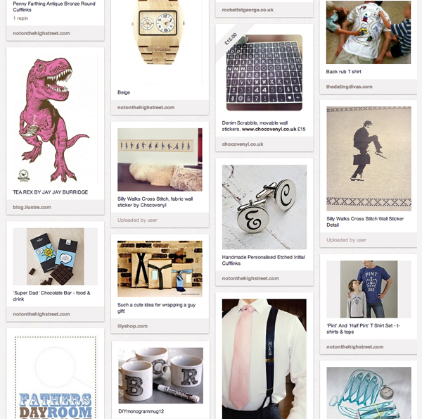 Father's Day Pinterest